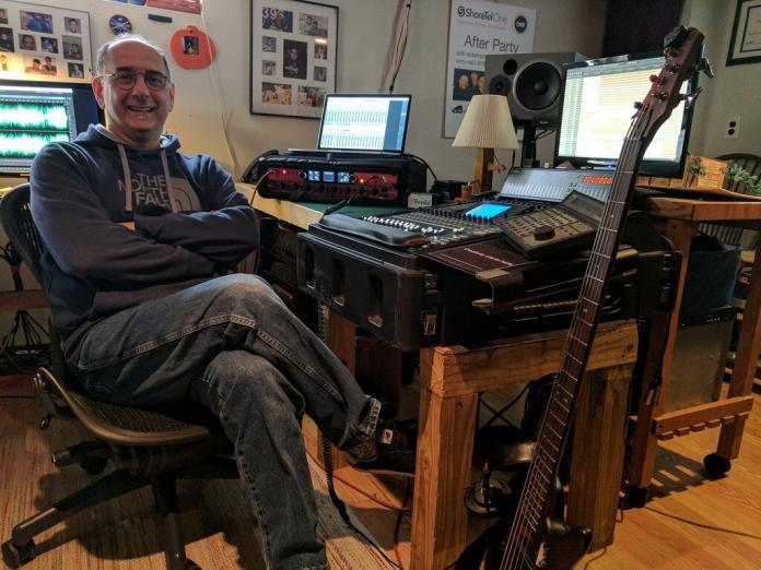 Focusrite Red 8Pre lets Matthew Weiner get up close and personal for Remote Location Recordings
