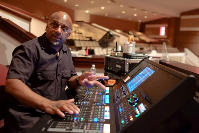 Mt. Zion Baptist Church Acquires Three New Roland M-5000 OHRCA Live Mixing Consoles