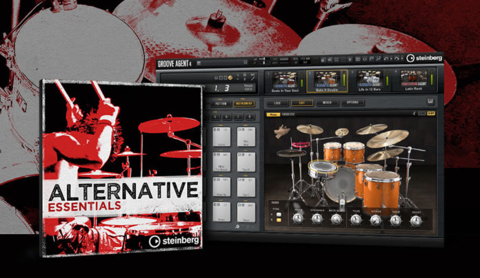 VST - Alternative Essentials for Groove Agent 4