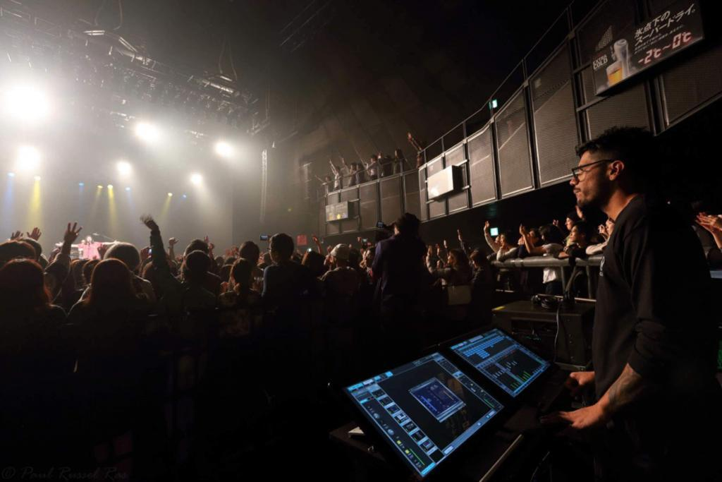 FOH Engineer Dani Munoz Uses the Waves eMotion LV1 Live Mixer for Magic! Tour