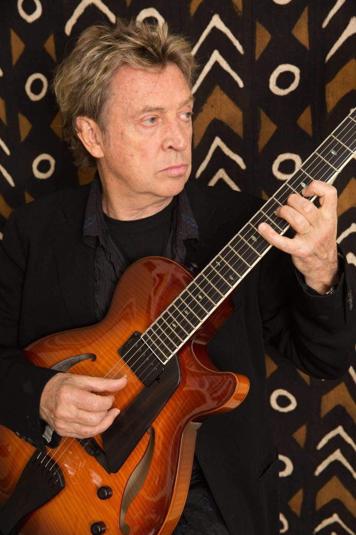 Andy Summers Event at the GRAMMY Museum® on Thursday, March 23 will be streamed live on Roland / BOSS