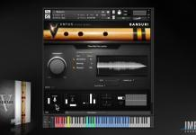 Impact Soundworks scales up VENTUS ETHNIC WINDS series with world's most deeply sampled bansuri
