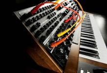 Saying Goodbye to the Last of the Voyagers, Minimoog Voyager XL