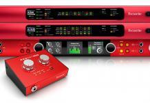 Focusrite Displays Range of Audio Network Solutions at NAB