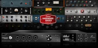 Antelope Audio has released Orion Studio HD HDX and USB 3.0 Audio Interface