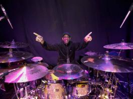 FOH Engineer Rick Camp Selects Earthworks for Melvin Baldwin's Drum Set