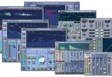 Waves has announced the compatibility Sonnox plugins for Waves Audio SoundGrid