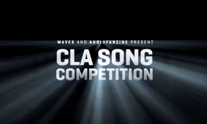 Waves And Audiofanzine Present Cla Song Competition