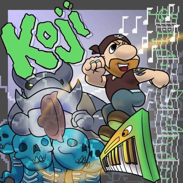 Koji from It Might Get loud Production brings back 80s Retro Gaming